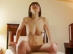 Horny Japanese Wife with her Lover